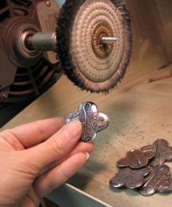 jewelry polishing