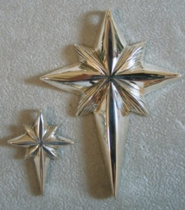 Epiphany star crosses