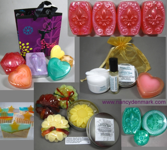 Handcrafted Soaps & Lotions